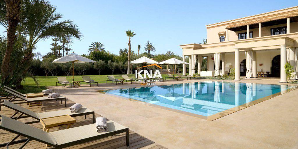 Villa à Location courte durée à Bab Atlas Marrakech