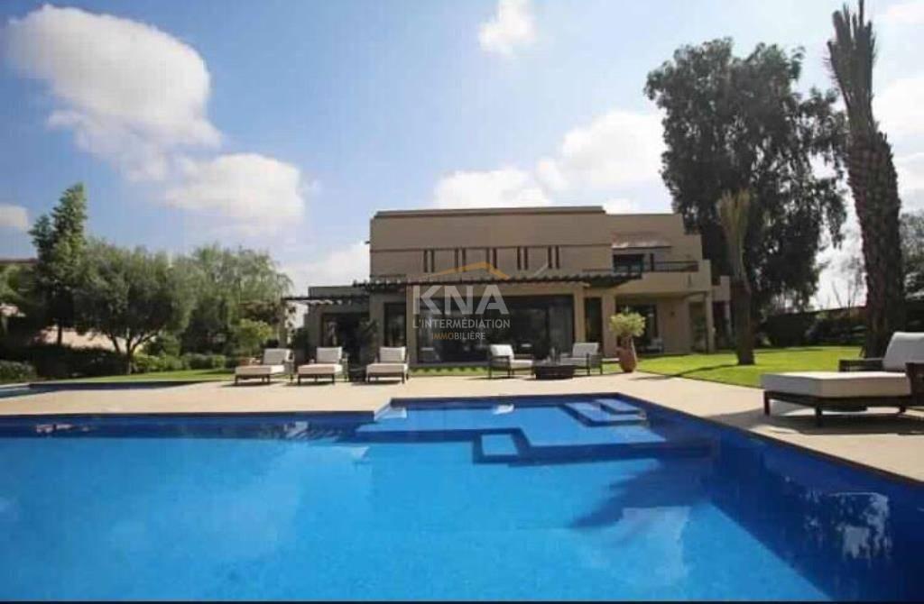 Villa à Location courte durée à Hivernage Marrakech