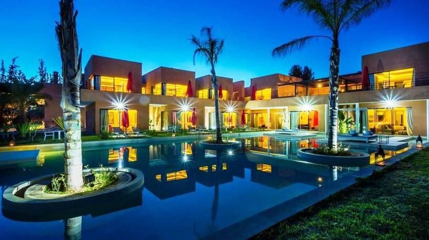 Villa à Achat à Palmeraie Marrakech