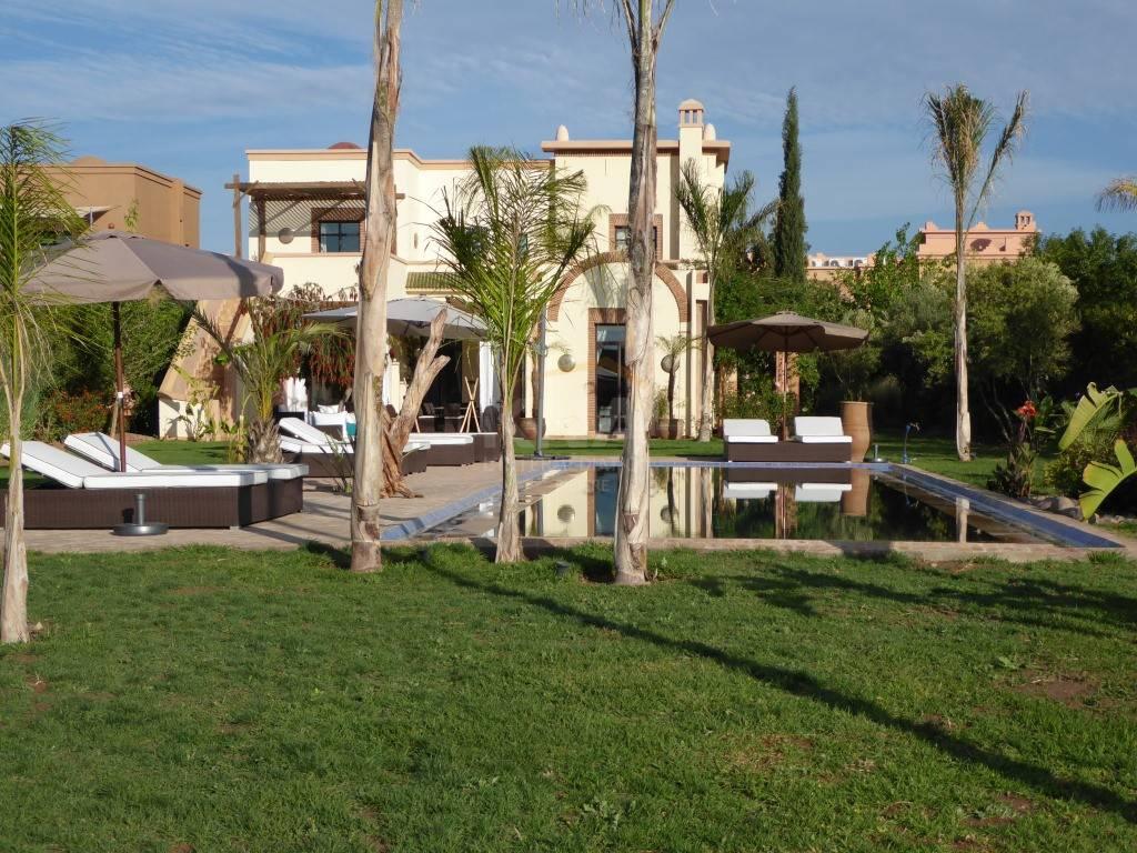 Villa à Location courte durée à Route d'Amizmiz Marrakech