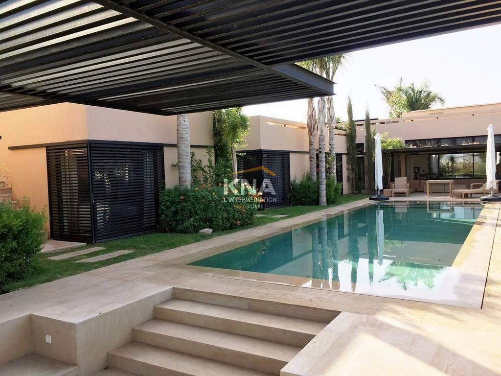 Villa à Achat à Amelkis Marrakech