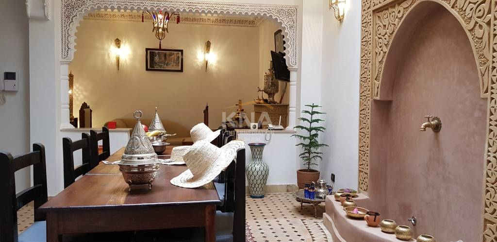 Riad à Location courte durée à Medina Marrakech