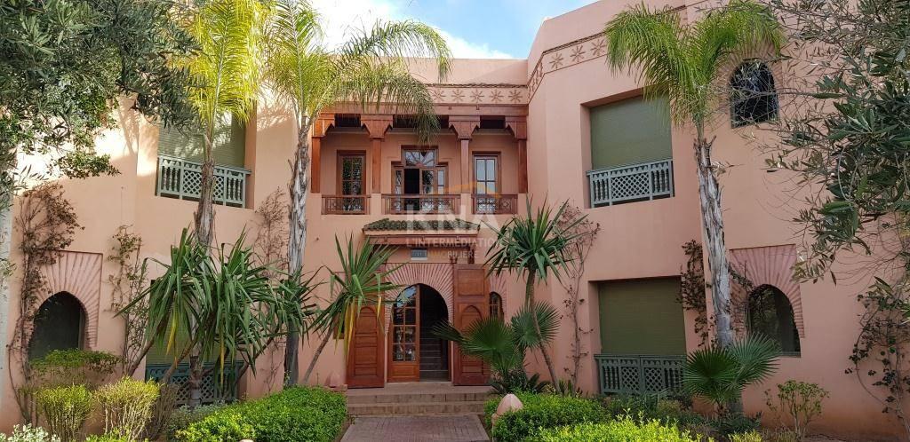 Appartement à Achat à Palmeraie Marrakech