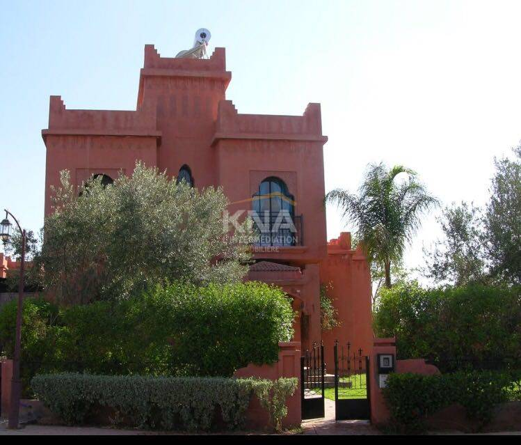 Villa à Location courte durée à Route de Fès Marrakech