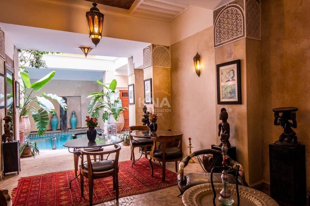 Riad à Achat à Proche de Medina Marrakech