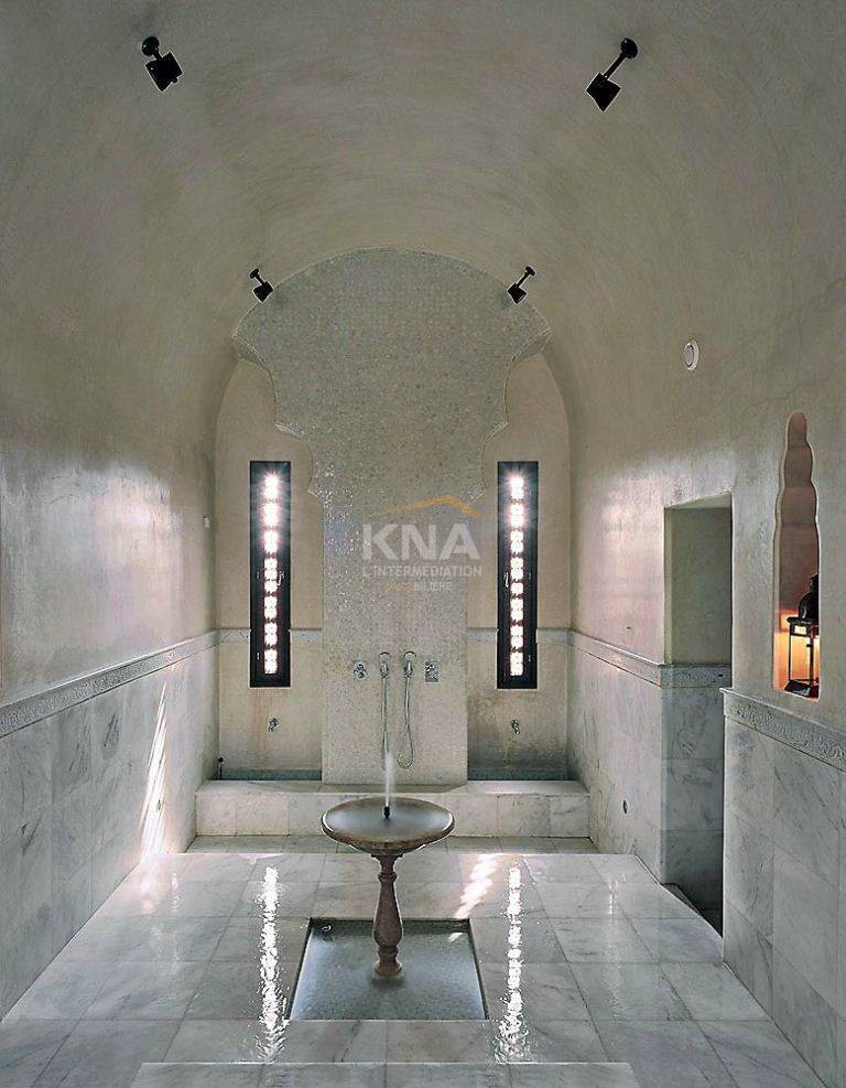 Somptueuse Villa tout en pureté et en ouverture entre l'art traditionnel marocain et l'héritage scandinave