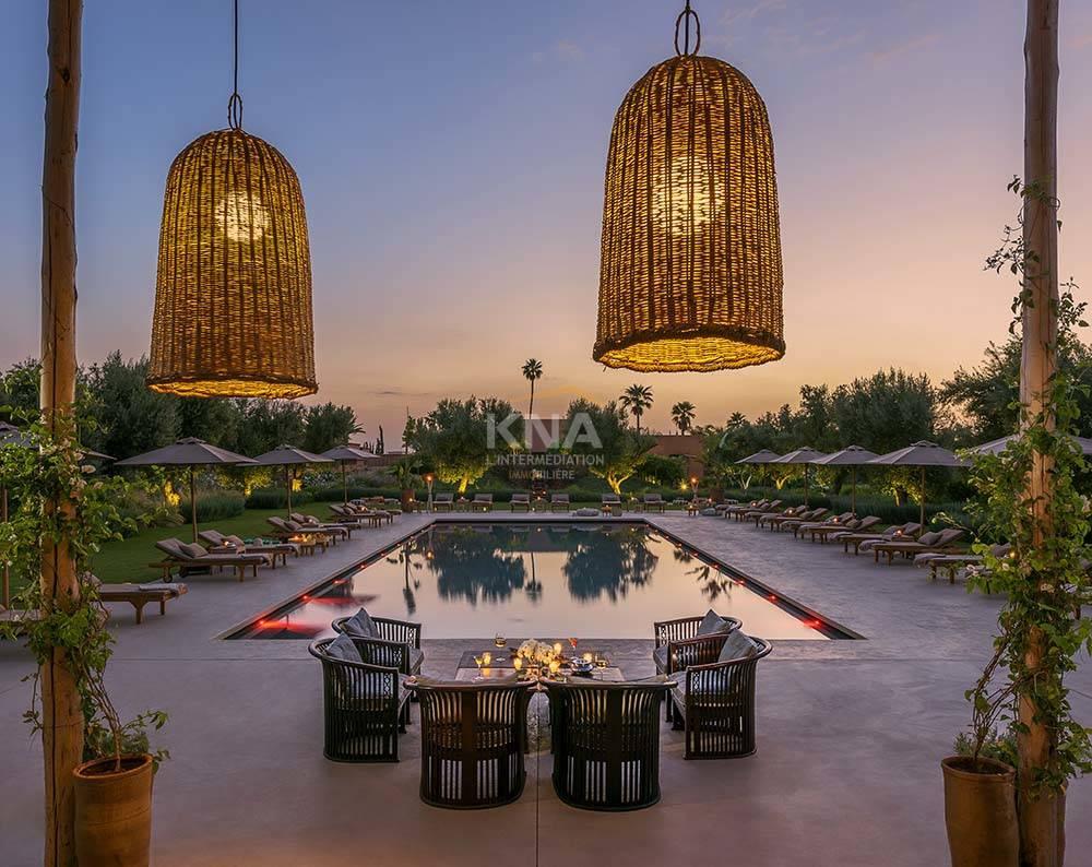 Villa à Location courte durée à Route de l'Ourika Marrakech