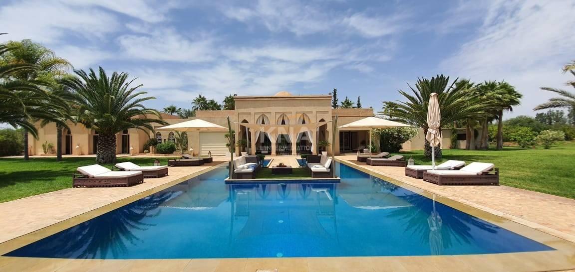Villa à Achat à Route de Ouarzazate Marrakech
