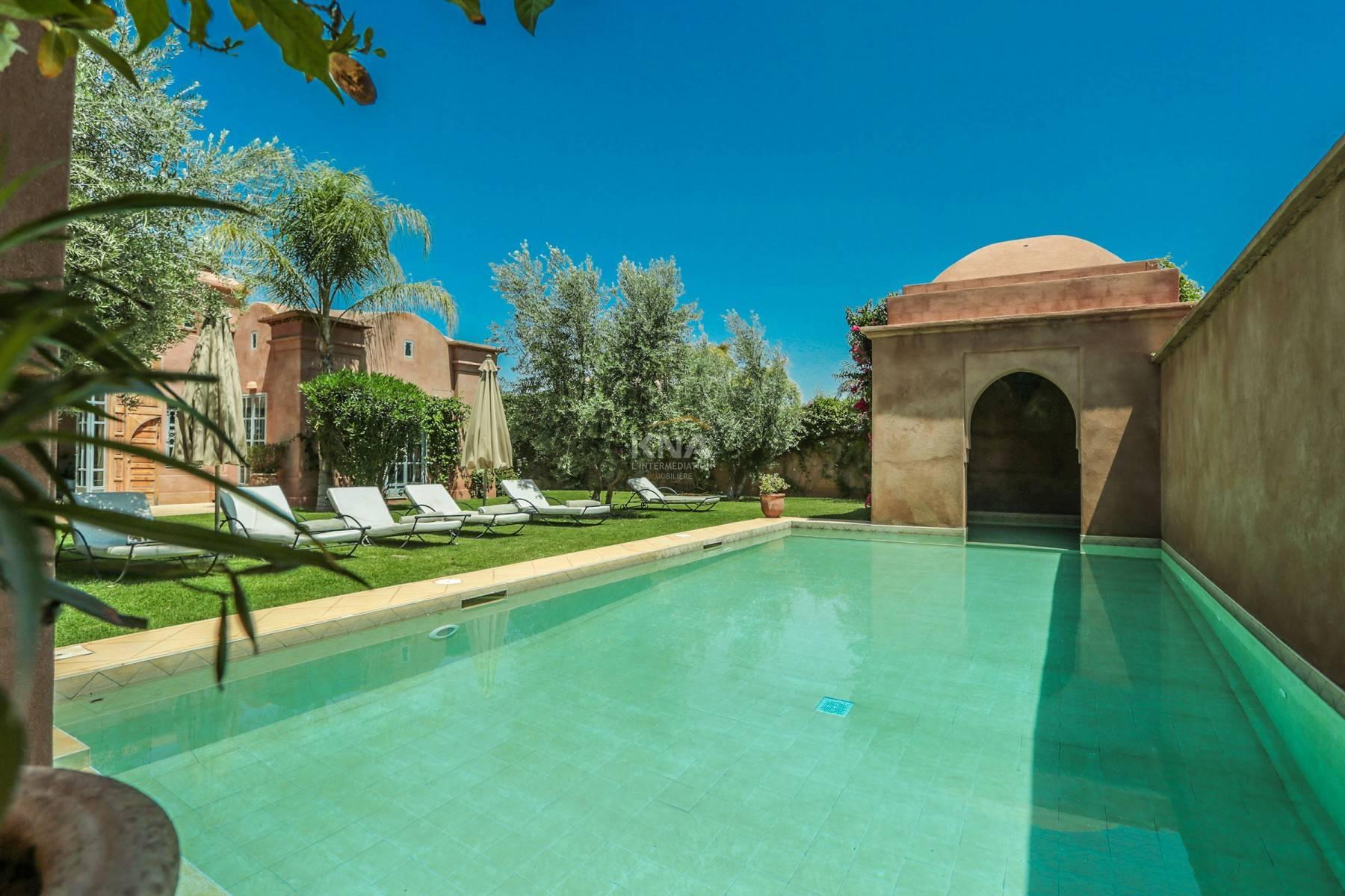Villa à Location courte durée à Route de Ouarzazate Marrakech
