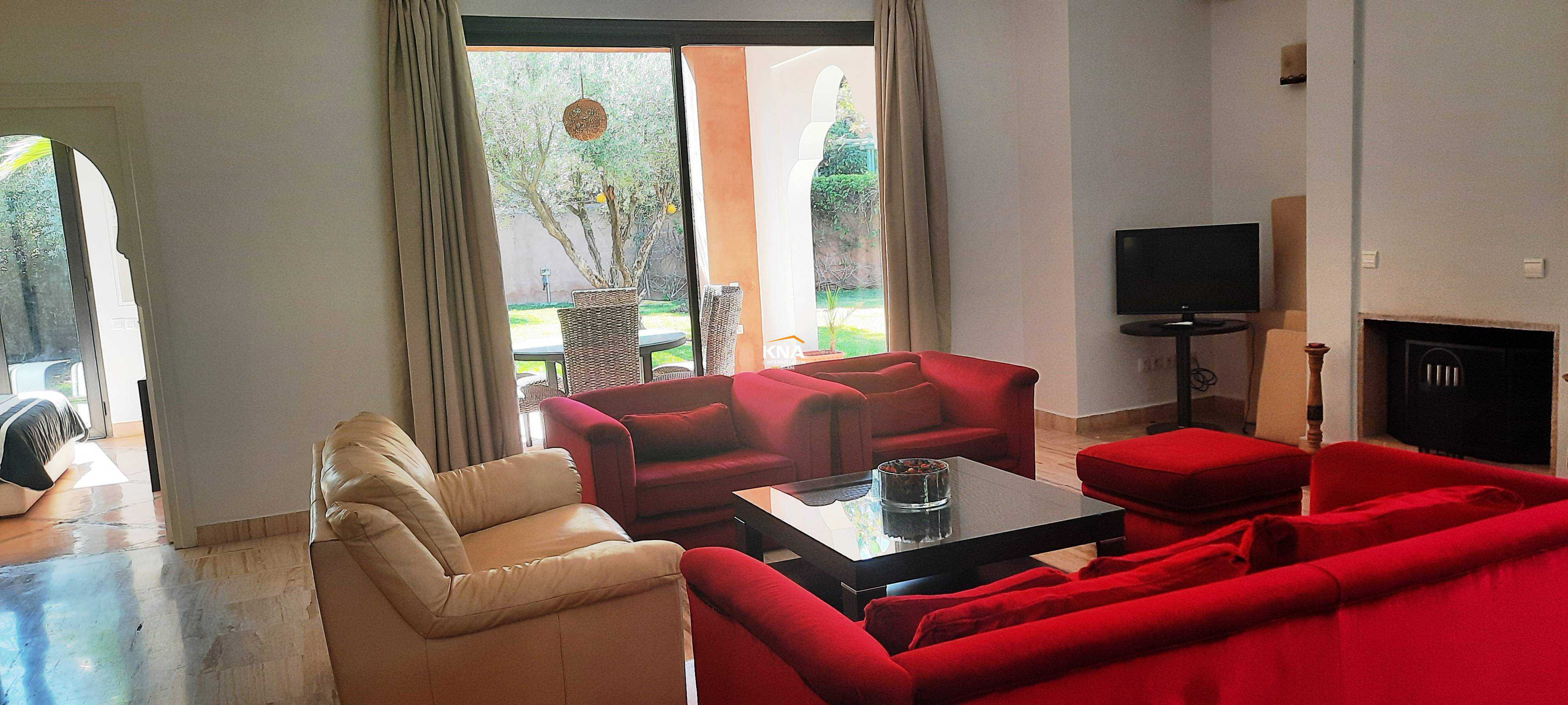 Appartement à Location longue durée à Agdal Marrakech