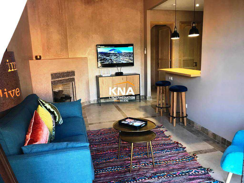 Appartement à Location longue durée à Route de l'Ourika Marrakech