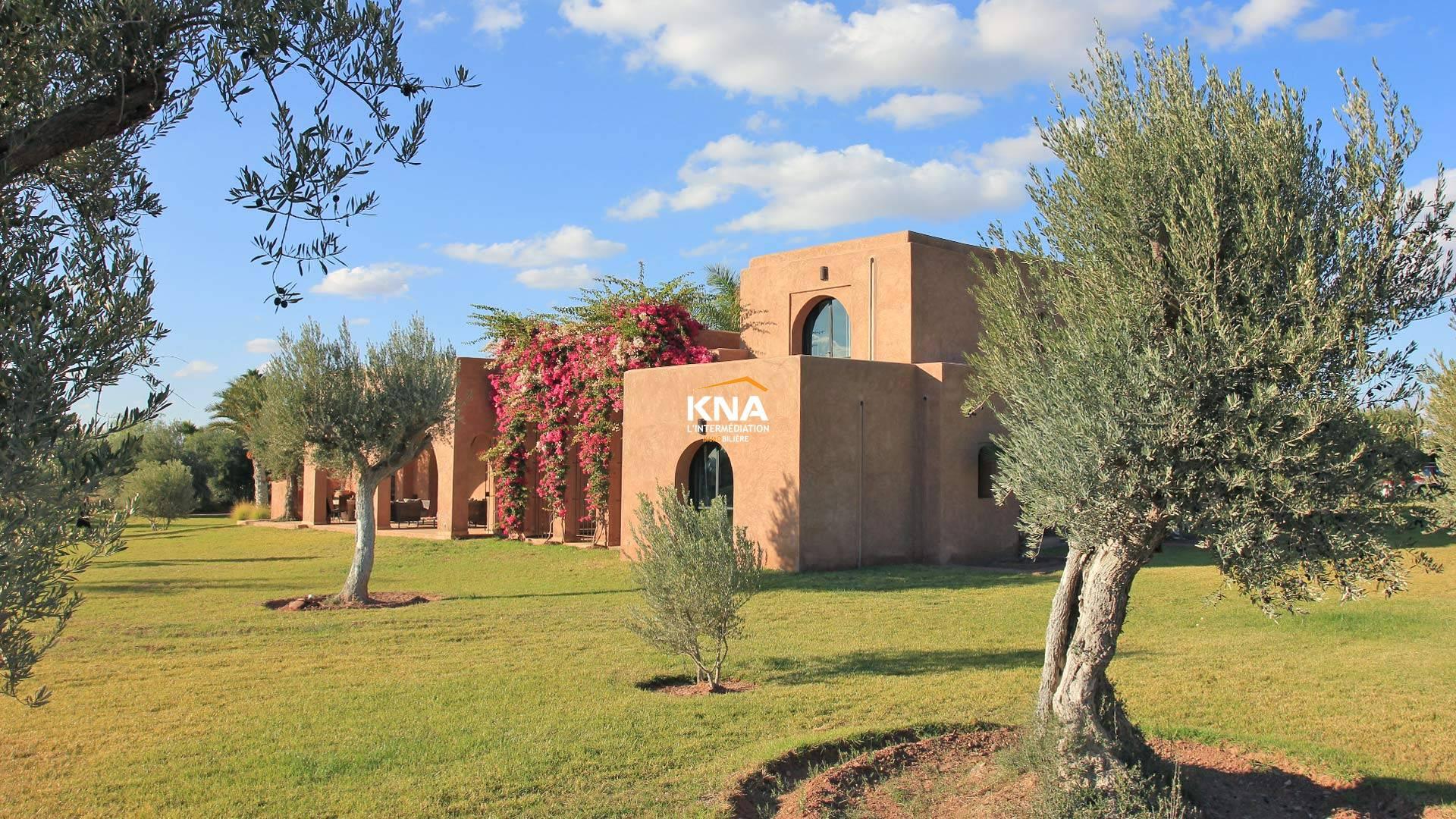 Villa à Achat à Route d'Amizmiz Marrakech