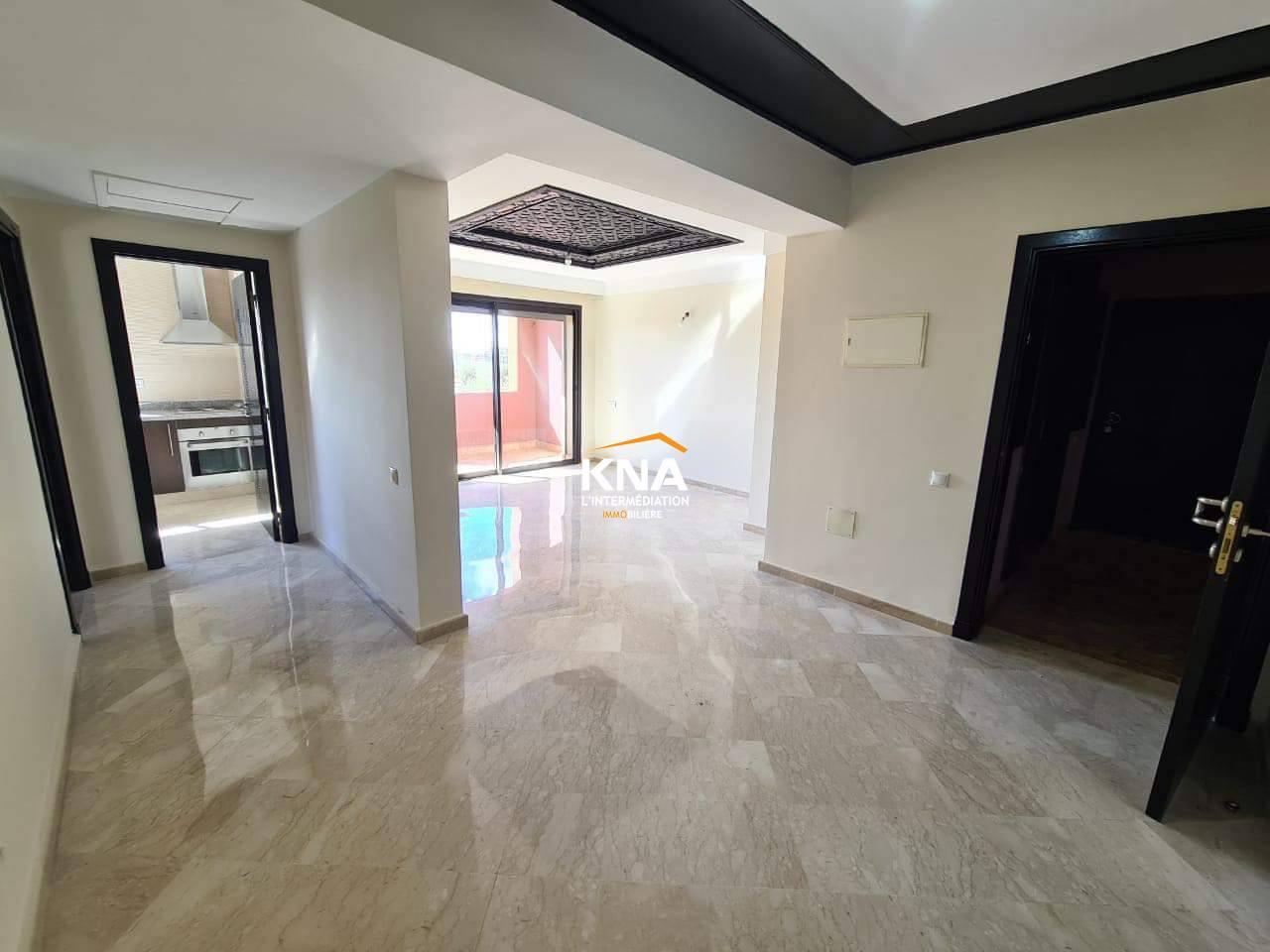 Appartement à Location longue durée à Route de Casablanca Marrakech