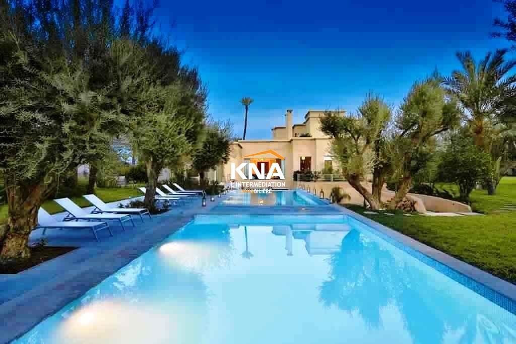 """Belle Villa """" Maison d'Hôtes"""" de haut standing et de grand charme dans une atmosphère élégante et raffinée"""