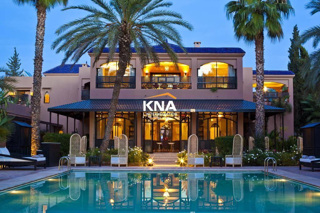 Villa à Achat à Route de Fès Marrakech