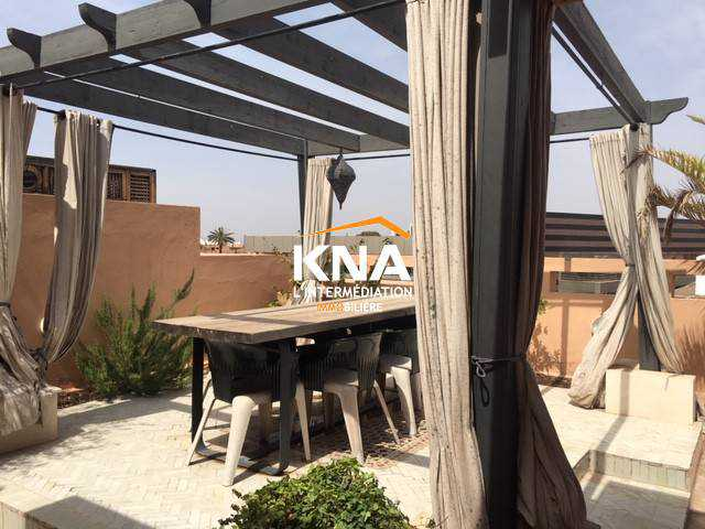 Appartement à Location longue durée à Gueliz Marrakech