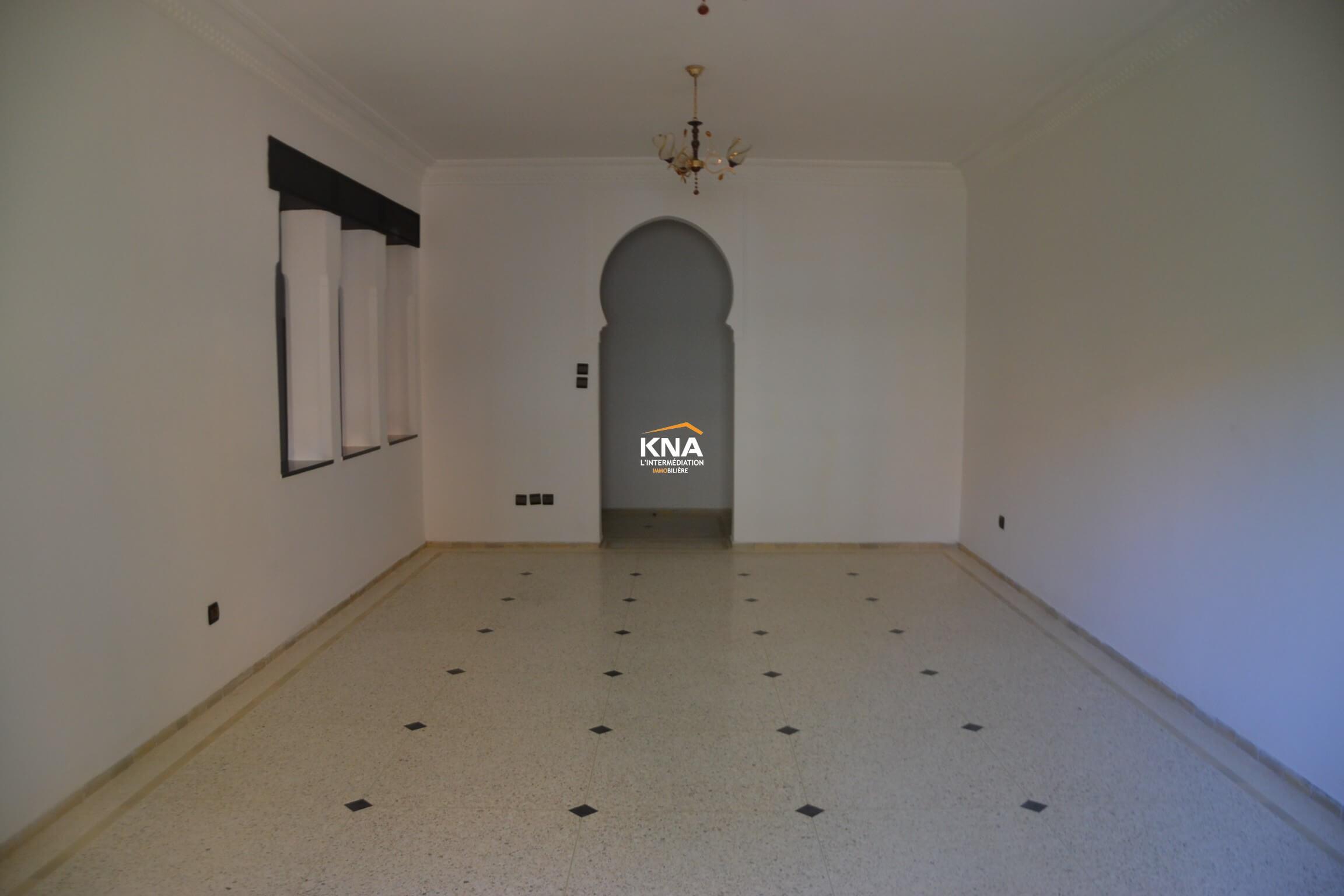 Appartement à Location longue durée à Hivernage Marrakech