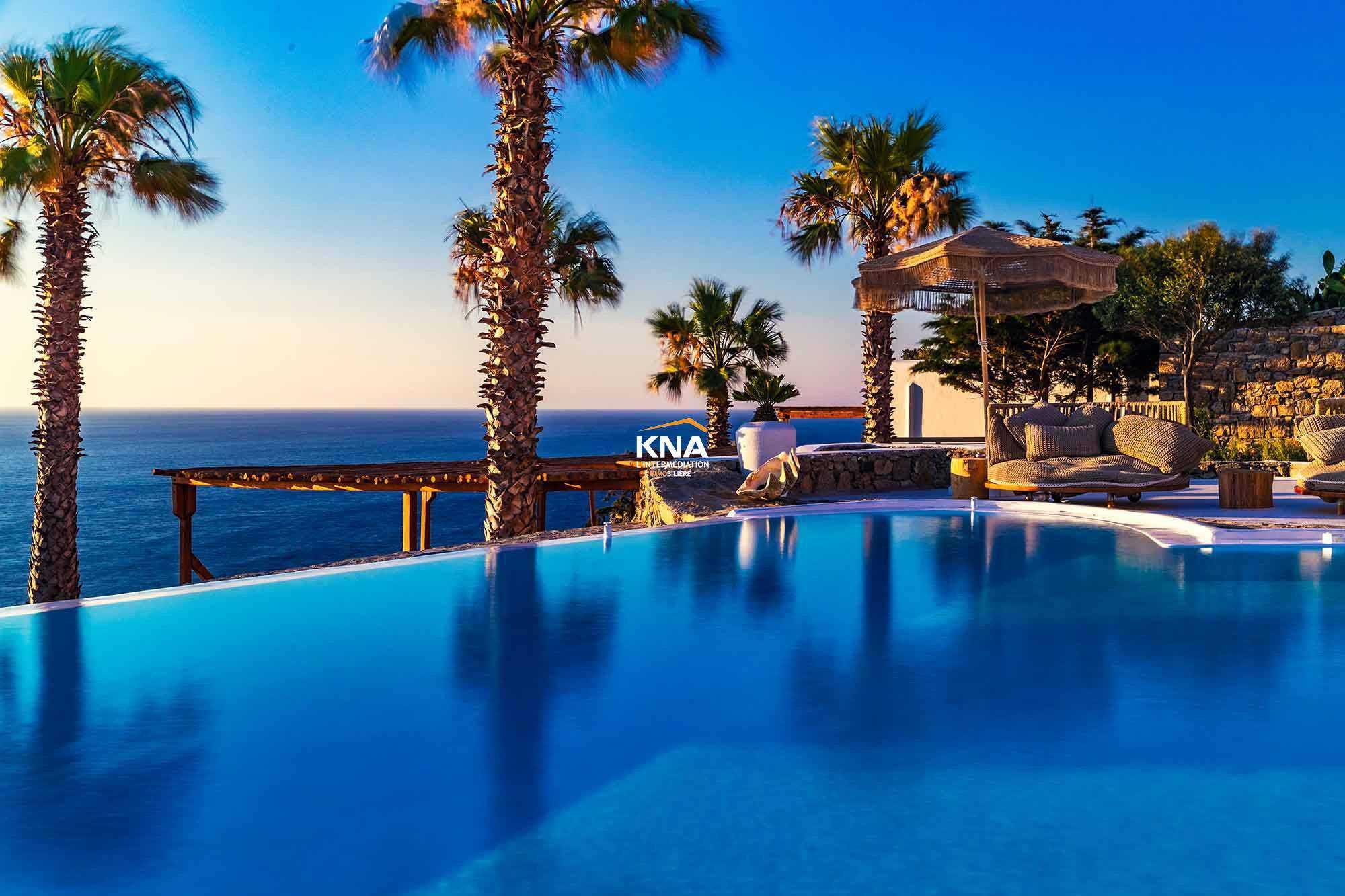 Villa à Location courte durée à Mykonos Mykonos