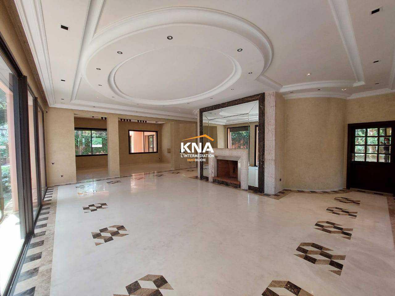 Villa à Location longue durée à Targa Marrakech
