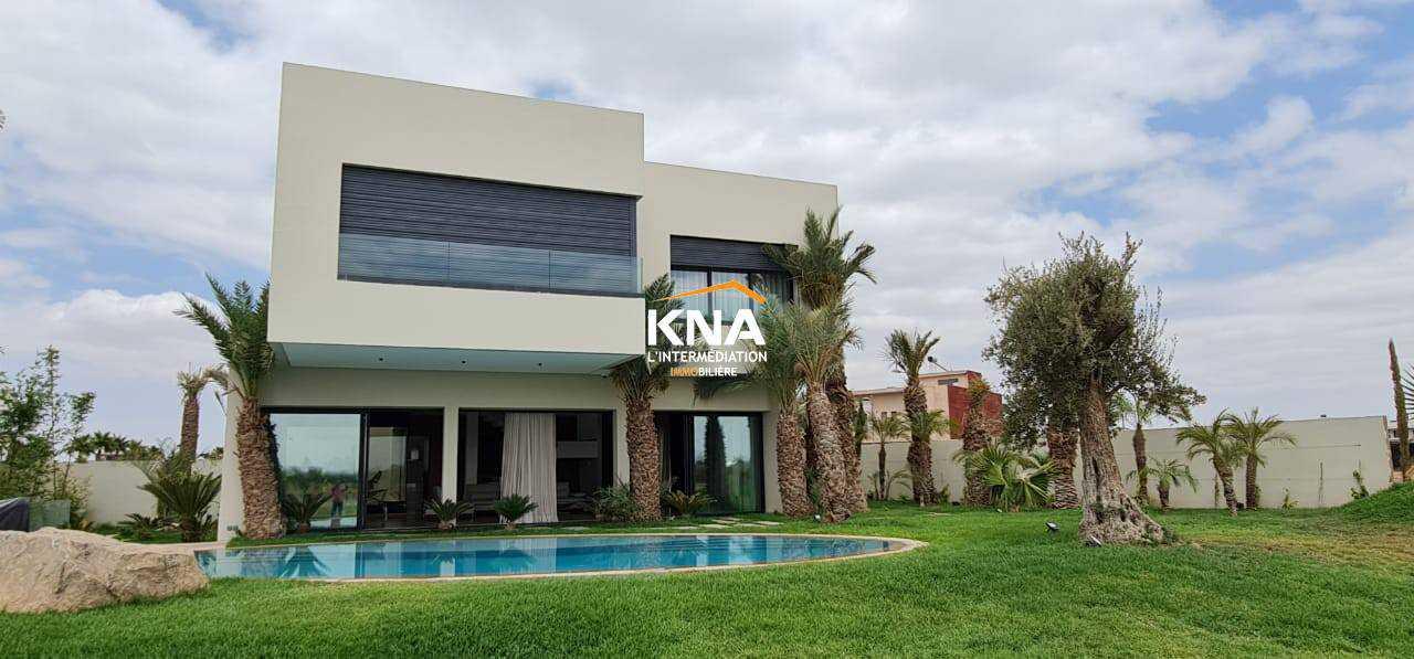 Villa à Achat à Route de Tahanaout Marrakech