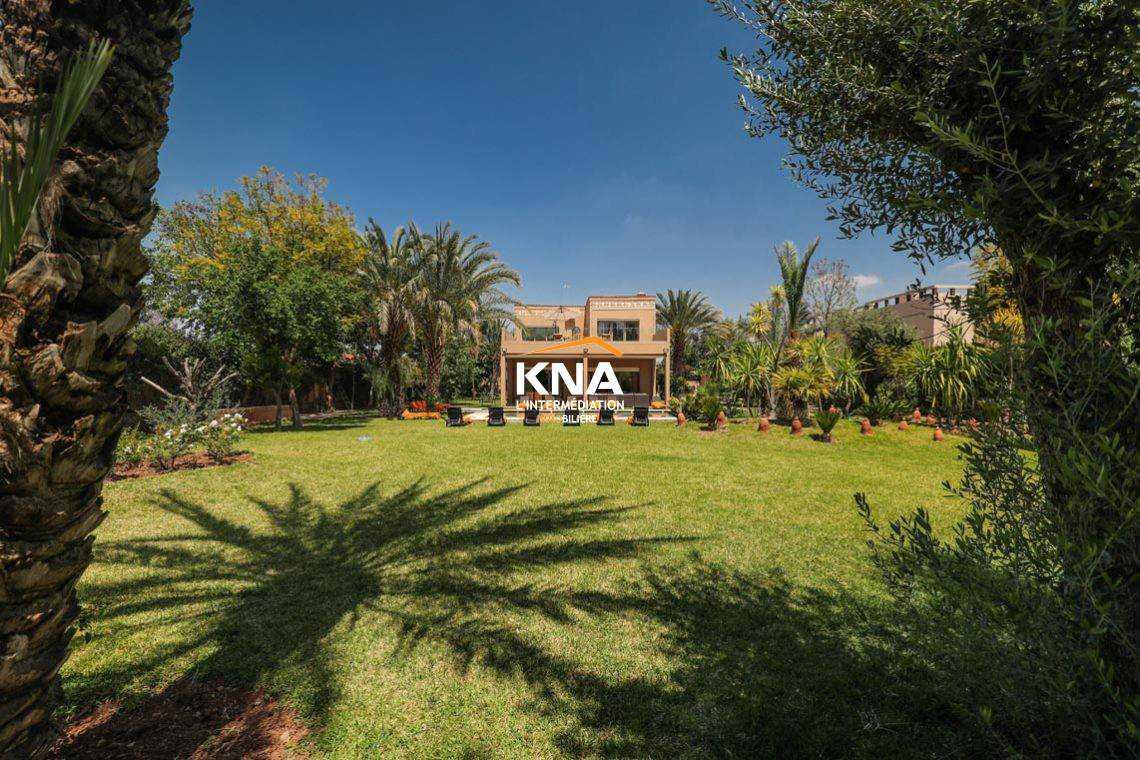 Villa à Achat à Agdal Marrakech